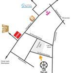 Route map café